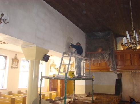 Malowanie Kościoła_2