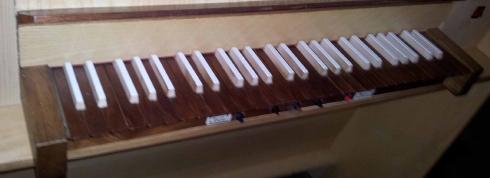Machoniowa klawiatura