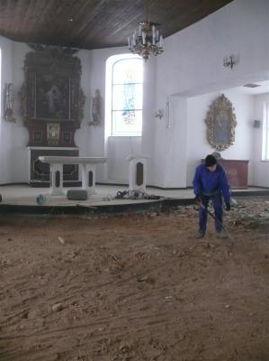 Dziwny taki kościół